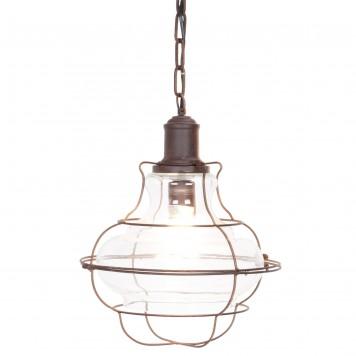 Clayre & Eef Hanglamp Ø 32x142 cm E27/max. 40W