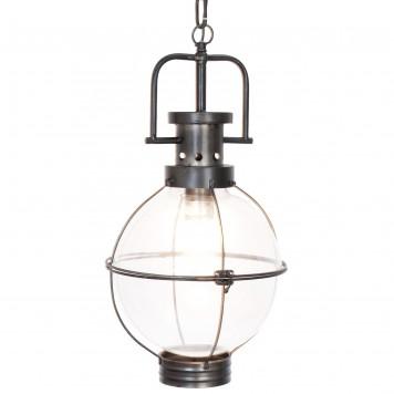 Clayre & Eef Hanglamp Ø 28x50 cm E27/max. 40W