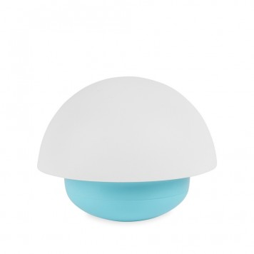 Flow Nuke Blue Nachtlamp - Blauw