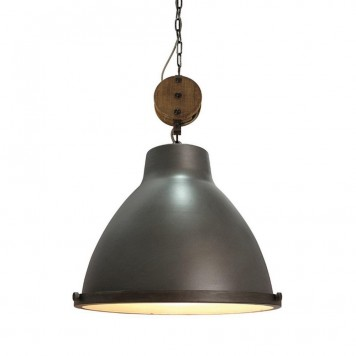 LABEL51 Dock Hanglamp - Burned Steel